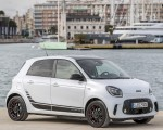 2020 Smart EQ ForFour Pulse Line (Color: Ice White) Front Three-Quarter Wallpapers 150x120 (31)