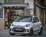 2020 Smart EQ ForFour Pulse Line (Color: Ice White) Front Three-Quarter Wallpapers 150x120 (22)