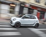 2020 Smart EQ ForFour Pulse Line (Color: Ice White) Front Three-Quarter Wallpapers 150x120 (3)