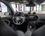 2020 Smart EQ ForFour Pulse Line (Color: Ice White) Interior Wallpapers 150x120 (41)