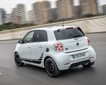 2020 Smart EQ ForFour Pulse Line (Color: Ice White) Rear Three-Quarter Wallpapers 150x120 (6)