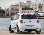 2020 Smart EQ ForFour Pulse Line (Color: Ice White) Rear Wallpapers 150x120 (34)