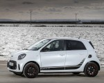 2020 Smart EQ ForFour Pulse Line (Color: Ice White) Side Wallpapers 150x120 (36)