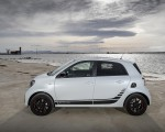 2020 Smart EQ ForFour Pulse Line (Color: Ice White) Side Wallpapers 150x120 (35)