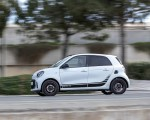 2020 Smart EQ ForFour Pulse Line (Color: Ice White) Side Wallpapers 150x120 (8)