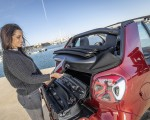 2020 Smart EQ ForTwo Cabrio Prime Line (Color: Carmine Red) Detail Wallpapers 150x120 (48)