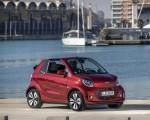 2020 Smart EQ ForTwo Cabrio Prime Line (Color: Carmine Red) Front Three-Quarter Wallpapers 150x120 (45)