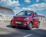 2020 Smart EQ ForTwo Cabrio Prime Line (Color: Carmine Red) Front Three-Quarter Wallpapers 150x120 (10)