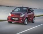2020 Smart EQ ForTwo Cabrio Prime Line (Color: Carmine Red) Front Three-Quarter Wallpapers 150x120 (2)