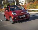 2020 Smart EQ ForTwo Cabrio Prime Line (Color: Carmine Red) Front Three-Quarter Wallpapers 150x120 (11)
