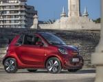 2020 Smart EQ ForTwo Cabrio Prime Line (Color: Carmine Red) Front Three-Quarter Wallpapers 150x120 (34)