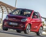 2020 Smart EQ ForTwo Cabrio Prime Line (Color: Carmine Red) Front Three-Quarter Wallpapers 150x120 (12)