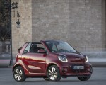 2020 Smart EQ ForTwo Cabrio Prime Line (Color: Carmine Red) Front Three-Quarter Wallpapers 150x120 (37)