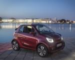 2020 Smart EQ ForTwo Cabrio Prime Line (Color: Carmine Red) Front Three-Quarter Wallpapers 150x120 (23)