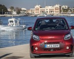 2020 Smart EQ ForTwo Cabrio Prime Line (Color: Carmine Red) Front Wallpapers 150x120 (25)