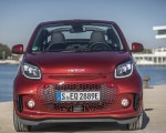 2020 Smart EQ ForTwo Cabrio Prime Line (Color: Carmine Red) Front Wallpapers 150x120 (24)
