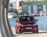 2020 Smart EQ ForTwo Cabrio Prime Line (Color: Carmine Red) Front Wallpapers 150x120 (15)