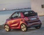2020 Smart EQ ForTwo Cabrio Prime Line (Color: Carmine Red) Rear Three-Quarter Wallpapers 150x120 (43)