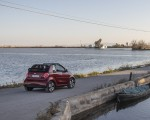 2020 Smart EQ ForTwo Cabrio Prime Line (Color: Carmine Red) Rear Three-Quarter Wallpapers 150x120 (44)
