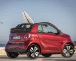 2020 Smart EQ ForTwo Cabrio Prime Line (Color: Carmine Red) Rear Three-Quarter Wallpapers 150x120 (26)