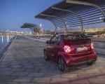 2020 Smart EQ ForTwo Cabrio Prime Line (Color: Carmine Red) Rear Three-Quarter Wallpapers 150x120 (27)
