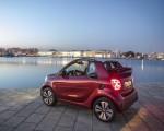2020 Smart EQ ForTwo Cabrio Prime Line (Color: Carmine Red) Rear Three-Quarter Wallpapers 150x120 (28)