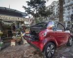2020 Smart EQ ForTwo Cabrio Prime Line (Color: Carmine Red) Rear Three-Quarter Wallpapers 150x120 (38)