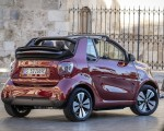 2020 Smart EQ ForTwo Cabrio Prime Line (Color: Carmine Red) Rear Three-Quarter Wallpapers 150x120 (29)