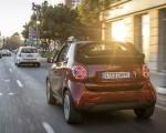 2020 Smart EQ ForTwo Cabrio Prime Line (Color: Carmine Red) Rear Three-Quarter Wallpapers 150x120 (4)
