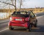 2020 Smart EQ ForTwo Cabrio Prime Line (Color: Carmine Red) Rear Wallpapers 150x120 (17)