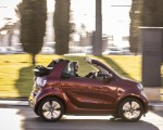 2020 Smart EQ ForTwo Cabrio Prime Line (Color: Carmine Red) Side Wallpapers 150x120 (5)