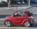 2020 Smart EQ ForTwo Cabrio Prime Line (Color: Carmine Red) Side Wallpapers 150x120 (19)