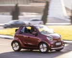 2020 Smart EQ ForTwo Cabrio Prime Line (Color: Carmine Red) Side Wallpapers 150x120 (8)