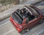 2020 Smart EQ ForTwo Cabrio Prime Line (Color: Carmine Red) Top Wallpapers 150x120 (9)