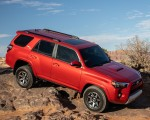 2020 Toyota 4Runner TRD Off-Road Front Three-Quarter Wallpapers 150x120 (15)