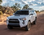 2020 Toyota 4Runner TRD Pro Front Three-Quarter Wallpapers 150x120 (2)