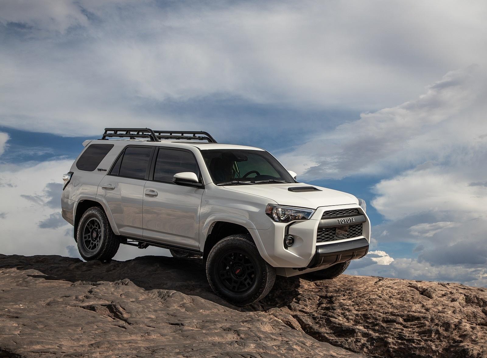 2020 Toyota 4Runner TRD Pro Front Three-Quarter Wallpapers (5)