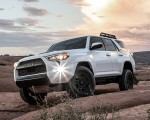 2020 Toyota 4Runner TRD Pro Front Three-Quarter Wallpapers 150x120 (7)