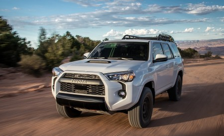 2020 Toyota 4Runner Wallpapers & HD Images