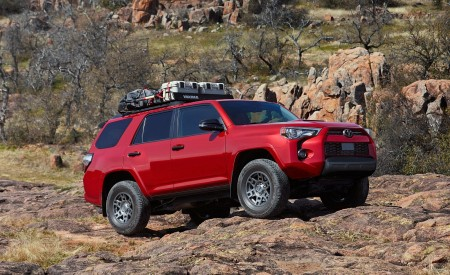 2020 Toyota 4Runner Venture Edition Wallpapers HD