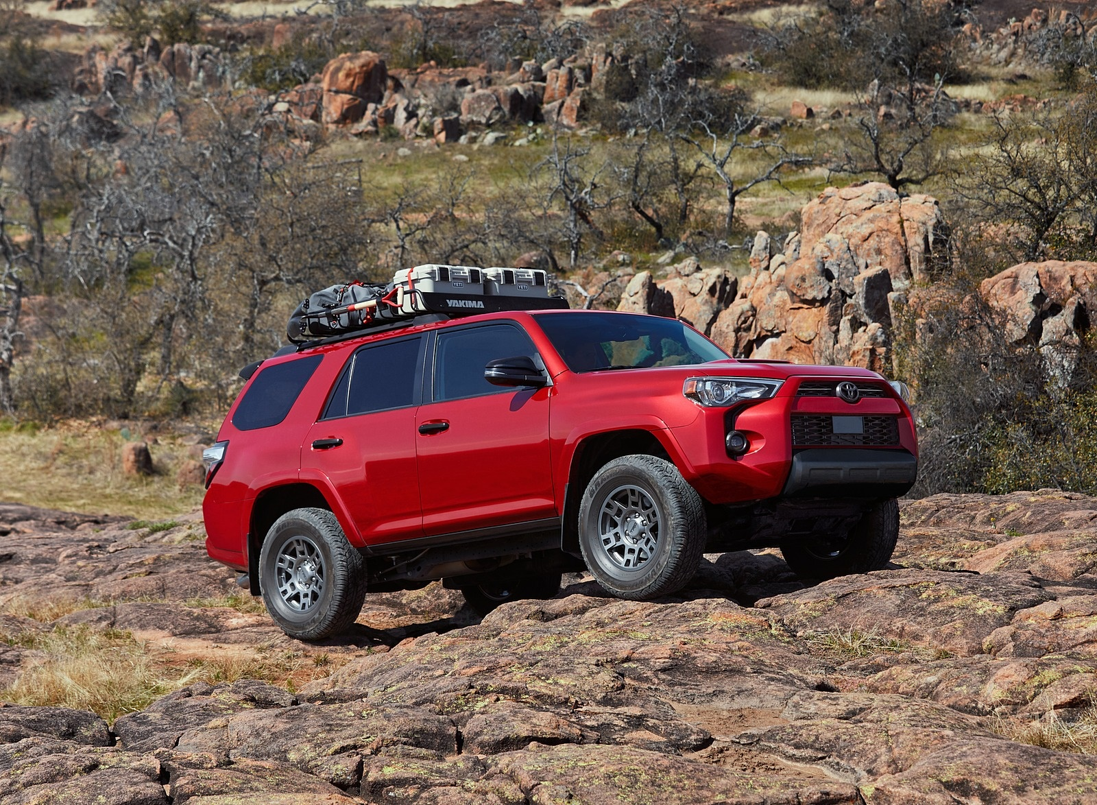 2020 Toyota 4Runner Venture Edition Front Three-Quarter Wallpapers (1)