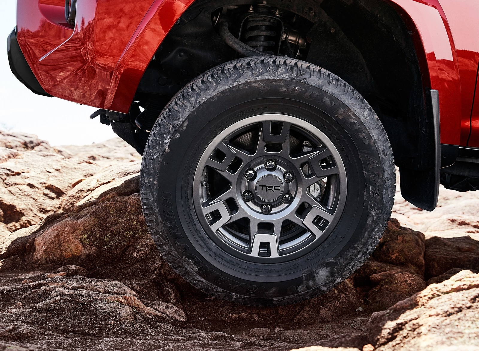 2020 Toyota 4Runner Venture Edition Wheel Wallpapers (7)