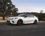 2020 Toyota Camry TRD Front Three-Quarter Wallpapers 150x120 (14)