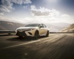 2020 Toyota Camry TRD Front Three-Quarter Wallpapers 150x120 (13)