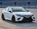 2020 Toyota Camry TRD Front Three-Quarter Wallpapers 150x120 (6)