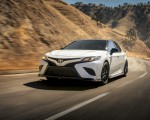 2020 Toyota Camry TRD Front Wallpapers 150x120 (12)