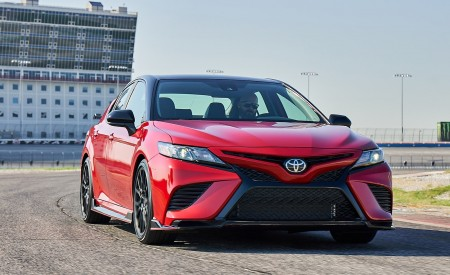 2020 Toyota Camry TRD Wallpapers & HD Images