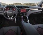 2020 Toyota Camry TRD Interior Cockpit Wallpapers 150x120 (23)