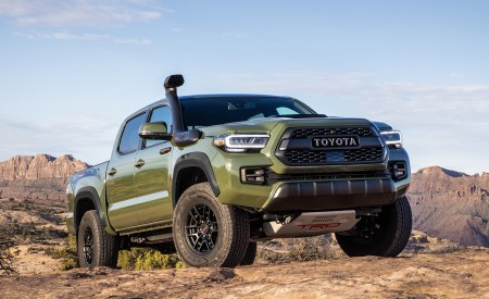 2020 Toyota Tacoma Wallpapers HD