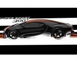 2021 Bugatti Chiron Super Sport 300+ Design Sketch Wallpapers 150x120 (18)